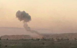 ارتفاع عدد ضحايا غارات التحالف الدولي في دير الزور