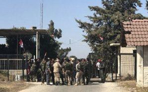 """الجيش العربي السوري يعلن عن """"عدوان إسرائيلي"""" جديد على موقع…"""