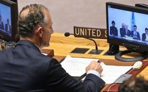 دي ميستورا يحذر من احتمال إلغاء تشكيل اللجنة الدستورية