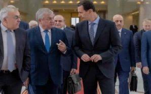 مناقشات روسية في دمشق حول سبل خفض التوتر في الجزيرة…