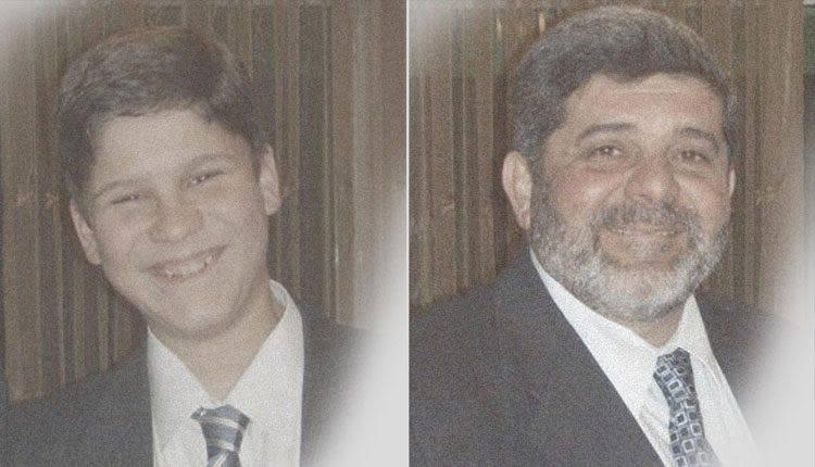 مازن دباغ وابنه باتريك عبدالقادر دباغ المختفيان قسرا في سوريا والمعلن مؤخرا عن مقتلهما تحت التعذيب على أيدي مخابرات النظام السوري