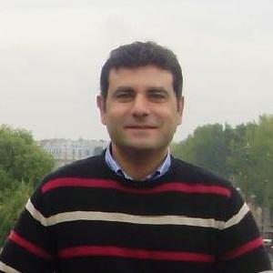 أنيس كريدي عضو تيار الغد السوري