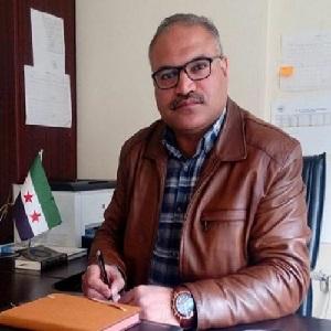 واصف الزاب رئيس هيئة الرقابة في تيار الغد السوري