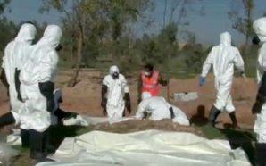 استمرار العمليات ضد داعش في دير الزور بالتزامن مع العثور…