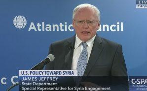 جيمس جيفري يعلن أن بلاده لن تمول إعادة إعمار سوريا…