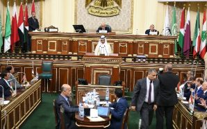 البرلمان العربي يدعو جامعة الدول العربية لإعادة تفعيل مقعد سوريا