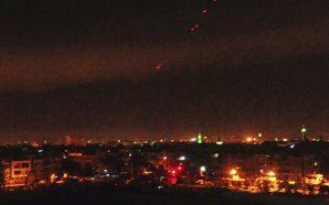 الطيران الإسرائيلي يدمر مستودعات ومواقع عسكرية قرب مطار دمشق الدولي