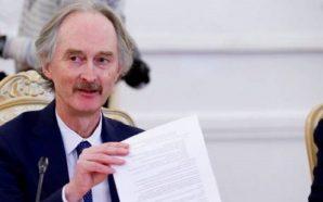 بيدرسون يعتبر اجتماعات اللجنة الدستورية في جنيف الأربعاء المقبل لحظة…