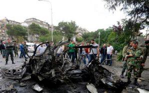 انفجار عبوة ناسفة قرب مقر أمني في دمشق وقتلى جراء…