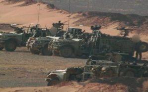 إصابة جنديين من قوات التحالف الدولي جراء صاروخ أطلقه تنظيم…