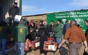 مركز الملك سلمان للإغاثة يكثف حملاته الإغاثية للسوريين في لبنان…