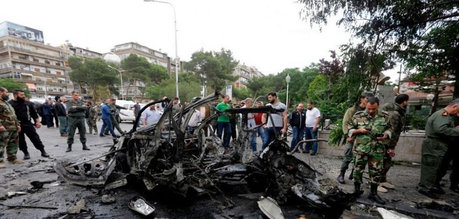 انفجار عبوة ناسفة قرب مقر أمني في دمشق وقتلى جراء تفجير حافلة في عفرين – تيار الغد السوري