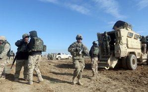 واشنطن تخطط لإنشاء قاعدة عسكرية جديدة في العراق قبالة منطقة…