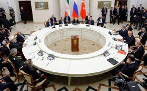 رؤساء روسيا وتركيا وإيران يتعهدون بتعزيز تعاونهم لوضع حد للنزاع…