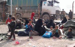 ثمانية أطفال من أبناء مقاتلي داعش أستراليي الجنسية يغادرون مخيم…