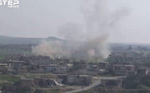 قوات النظام تواصل قصف المنطقة منزوعة السلاح والمضيق تشهد توترا…