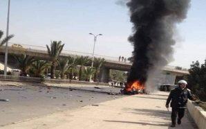 مقتل وإصابة عدد من المدنيين جراء انفجار سيارة في نهر…