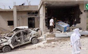 مقتل وإصابة عشرات المدنيين في غارات على إدلب وحماة تزامنا…