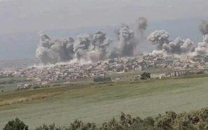 تركيا تحذر من كارثة إنسانية في إدلب بسبب الخروقات المستمرة…