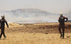 قوات النظام تواصل قصف إدلب وحماة رغم التهدئة الروسية المعلنة