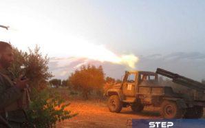 معارك طاحنة في ريفي حماة واللاذقية توقع عشرات القتلى والأسرى…