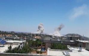 مقتل وإصابة مدنيين في غارات استهدفت بلدات في محافظتي إدلب…