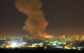 قصف إسرائيلي جديد لمواقع الحرس الثوري الإيراني قرب دمشق
