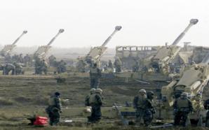 الجيش التركي يقصف منغ وعين دقنة ويشرع بإزالة الجدار الحدودي…