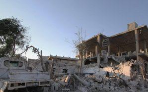 الأمم المتحدة تدين القصف الجوي الذي يستهدف المشافي والمراكز الطبية…