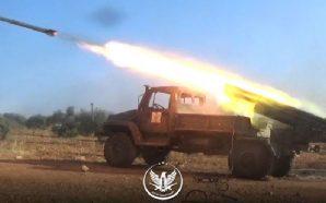 قوات النظام تفشل في التقدم على محاور السرمانية وتتكبد خسائر…