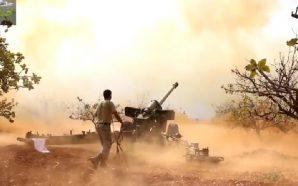 فصائل المعارضة تقصف مواقع عسكرية تابعة لقوات النظام في ريف…