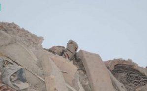 مقتل وإصابة العشرات خلال قصف جوي عنيف على معرة النعمان