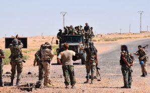 مقتل وإصابة عدد من قوات النظام في هجوم جديد لتنظيم…