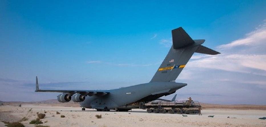 انسحاب بعض القوات الأمريكية من سوريا - 22 تشرين الأول 2019