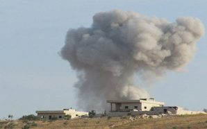 قصف عنيف على إدلب بالتزامن مع خسارة النظام لمناطق استراتيجة…