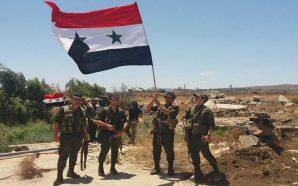 روسيا تعلن استعدادها لرعاية أي اتفاق بين قوات النظام والقوات…