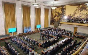 اختتام أعمال الجولة الأولى للجنة الدستورية بتقديم لاروقات للمناقشة والدراسة
