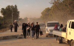 عودة عشرات الآلاف من النازحين إلى منطقة نبع السلام
