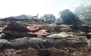تحقيق صحفي عالمي يكشف هوية منفذ مجزرة مخيم حاس