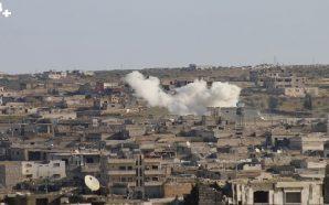 مقتل وإصابة مدنيين في قصف على إدلب وحلب ومواجهات دامية…