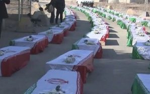 المليشيات الإيرانية في سوريا ترسل عشرات الجثث لمقاتلين تابعين لها…
