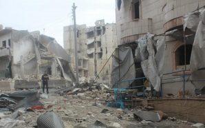 إحصائية جديدة لضحايا المجازر التي ارتكبت في سوريا على مدى…