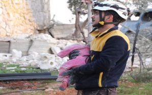 مجازر جديدة بحق المدنيين في إدلب مع تواصل المواجهات الدامية…