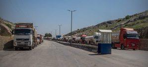 مساعدات أممية إلى أهالي المناطق المحررة في إدلب - 20 نيسان 2020