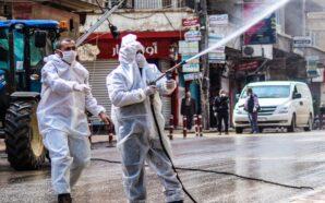 منظمة الصحة العالمية تسلم الهيئات المدنية في مدينة القامشلي 20…