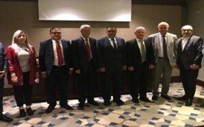 وفد جبهة السلام والحرية يلتقي الائتلاف الوطني السوري وهيئة المفاوضات…