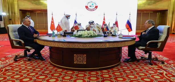 أحمد الجربا: لقاء الدوحة الثلاثي إنطلاقة مسار جديد في المسألة السورية سيكون أهم من مسار أستانا وأكثر فاعلية